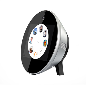 亲见座机 视频会议一体机 自带APP,高清语音,1080P图像,高清摄像。适用于小型会议家庭亲见