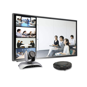 65寸会议平板 文档共享视频会议 触摸屏 手写会议WIN10系统4G内存120G硬盘存储